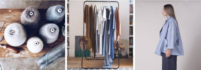 ethical clothing made in the UK