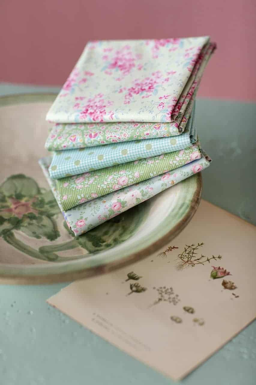 tilda happy campers collection - just one of the beautiful collection of materials by Tilda that we love and have shared all the links you need to buy them and get sewing! #tilda #fabrics #happycampers #tildafabrics