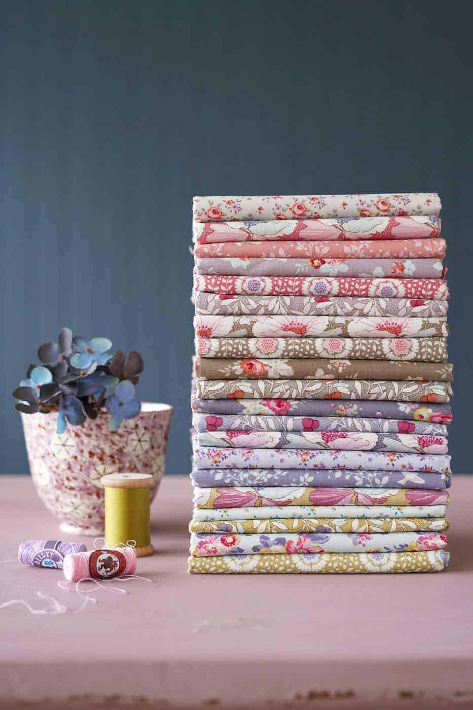 tilda Maple Farm collection of designs for autumn 2021 - just one of the beautiful collection of materials by Tilda that we love and have shared all the links you need to buy them and get sewing! #tilda #fabrics #maplefarm #tildafabrics