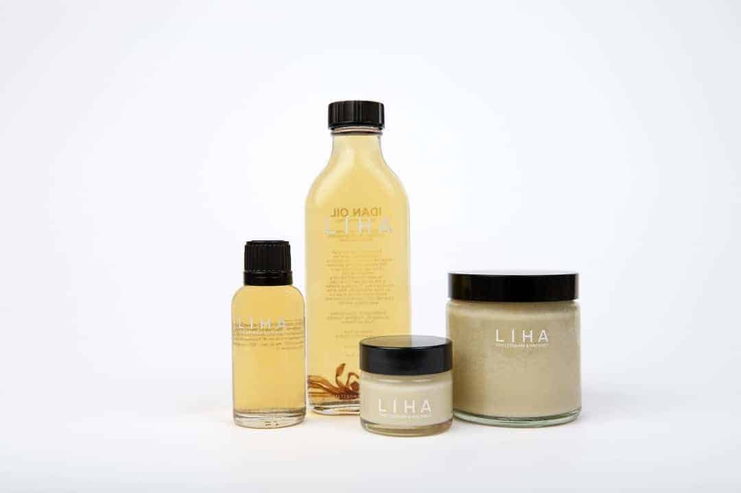 Liha beauty range