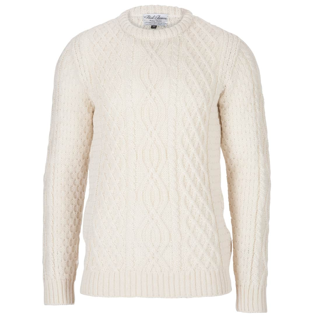 aran-jumper-paul-james-knitwear