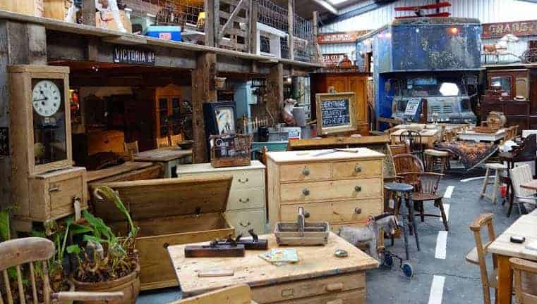 The Cowshed Antiques Isle of Wight