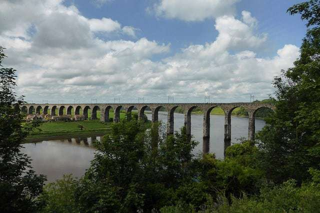 Berwick upon Tweed - Creative Commons by John Lord
