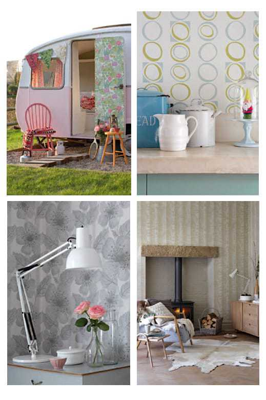 little greene retrospective wallpapers