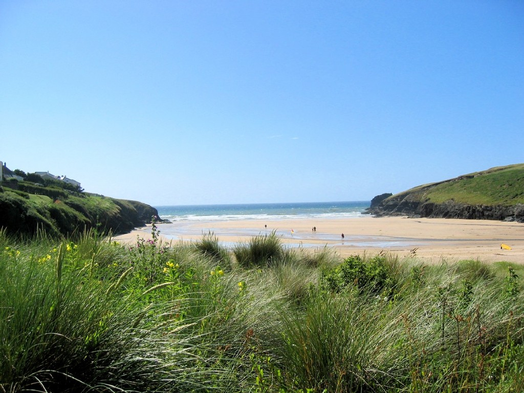 Porthcothan beach Padstow