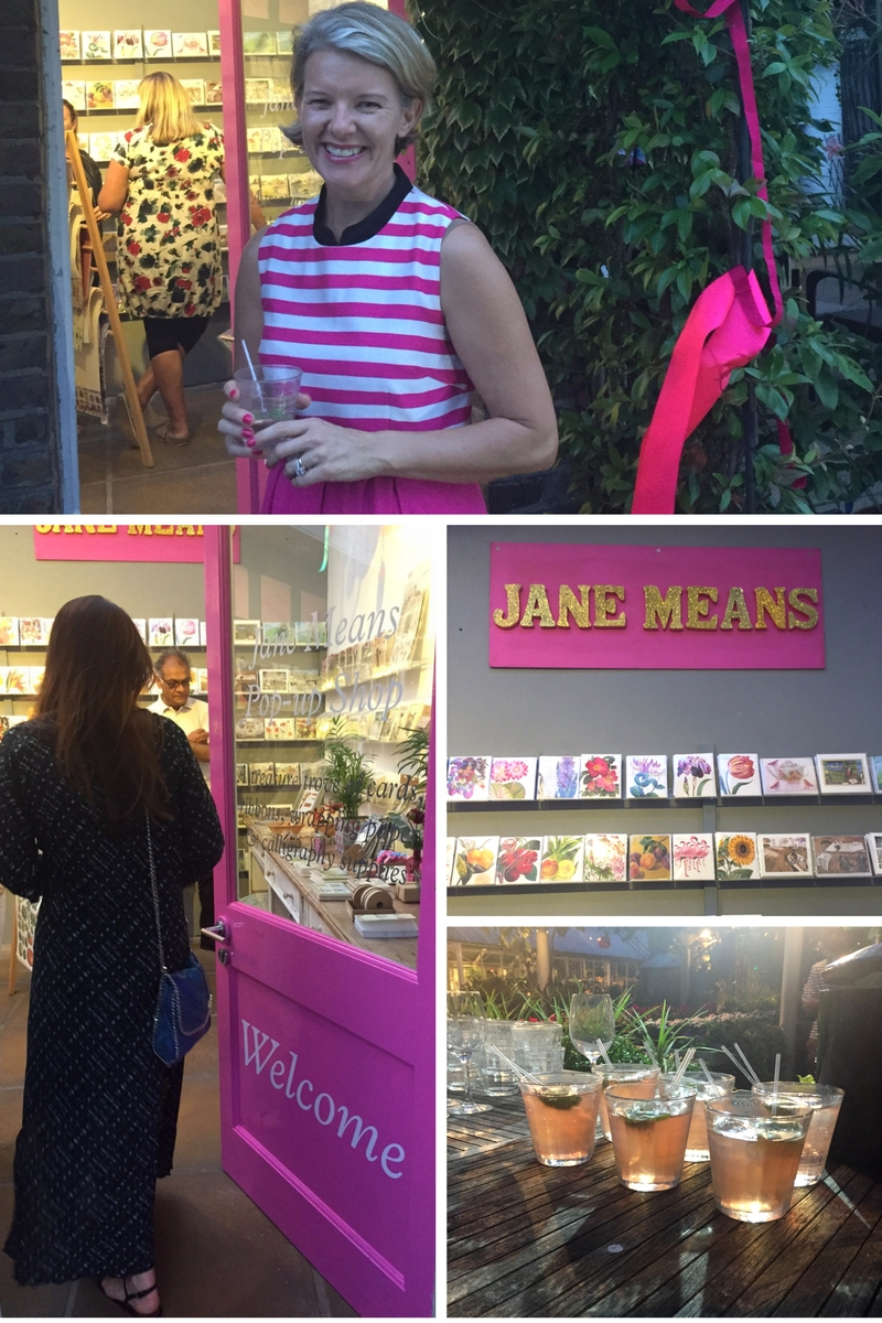 Jane means opens pop up shop clifton nurseries