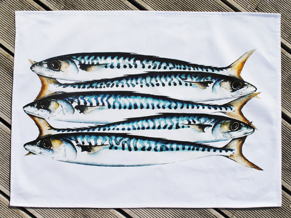 mackerel-tea-towel