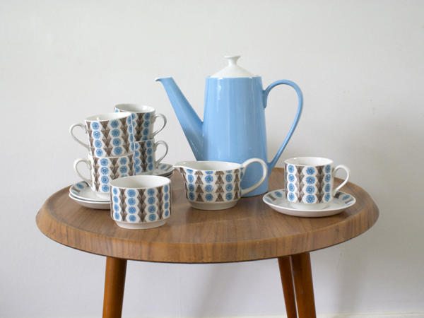 Nordic design Midwinter Coffee set