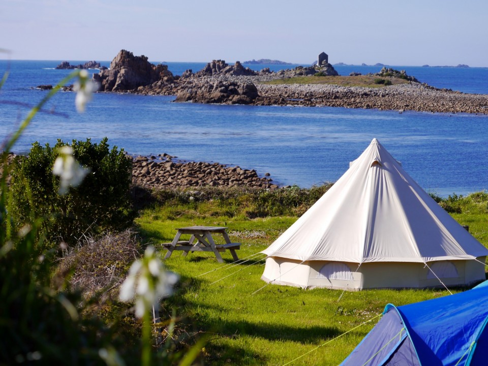 Troy Town Campsite Cornwall