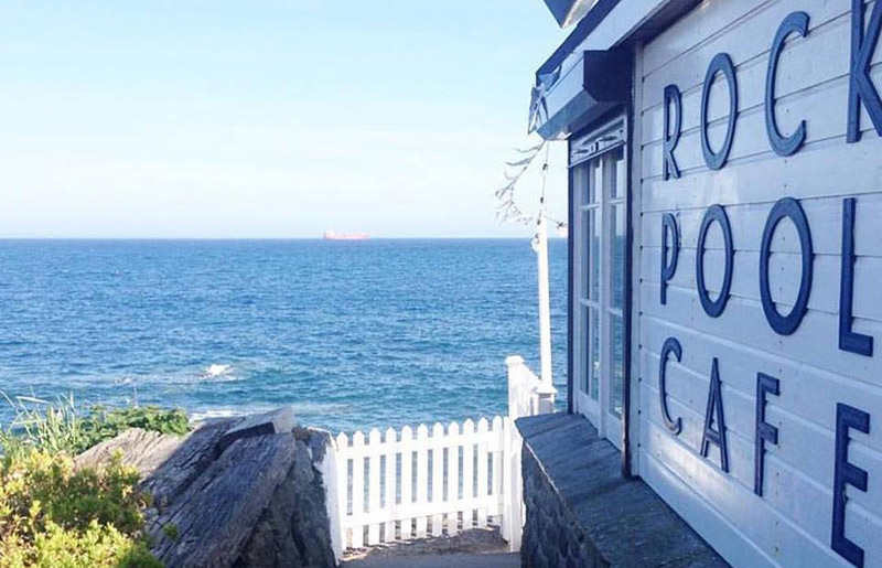 Rock Pool Cafe Mousehole