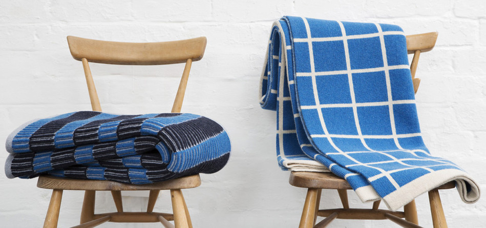 Seven Gauge Studio Knitted Throws